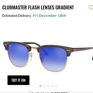 Ray-Ban Sunglasses Clubmaster RB3016